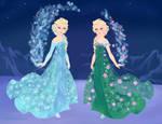 Frozen 07 - a feeling of winter