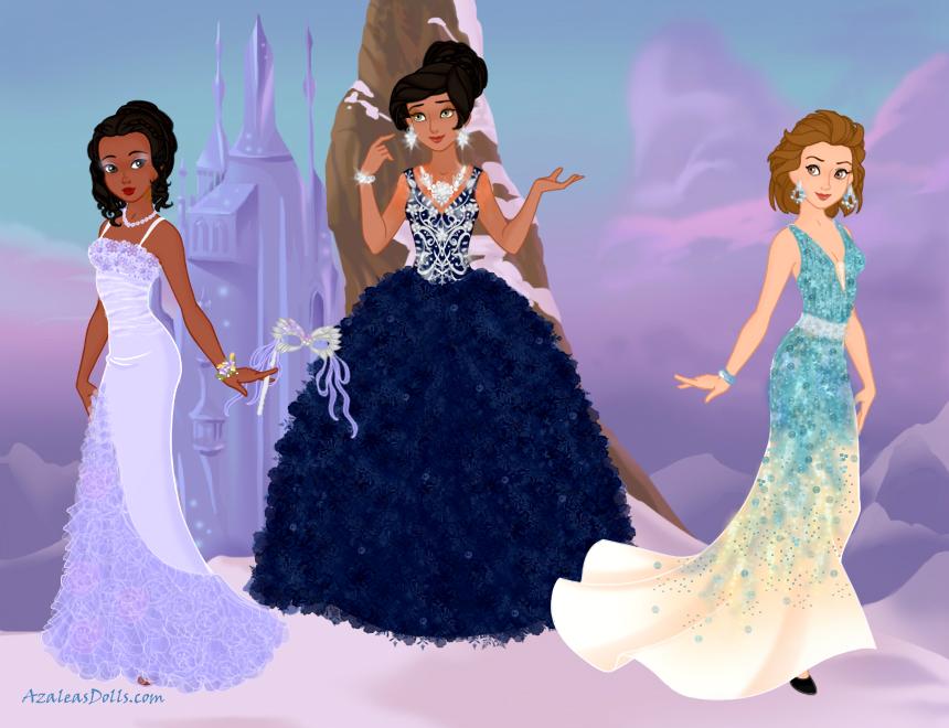 Prom Dresses 1 by Eolewyn1010