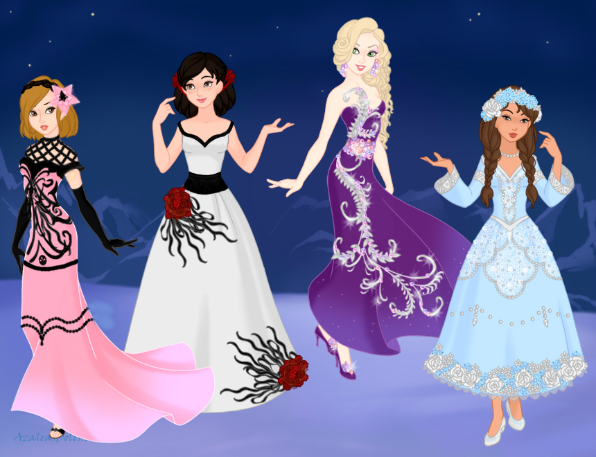 Cake Dresses 10 by Eolewyn1010