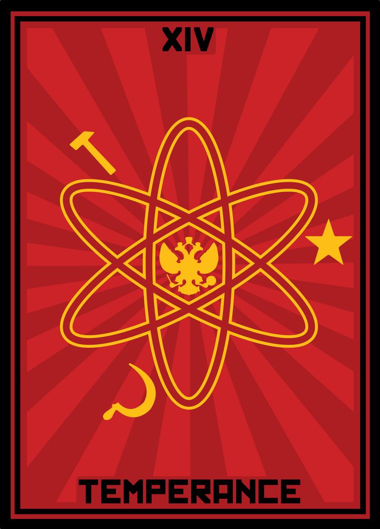 Temperance Tarot Card by FragOcon on DeviantArt