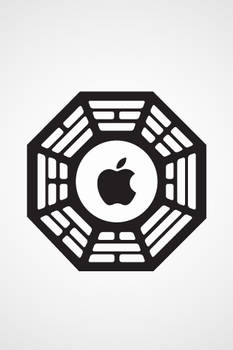 Dharma iPhone wallpaper 6