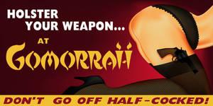Gomorrah Fallout New Vegas by FragOcon