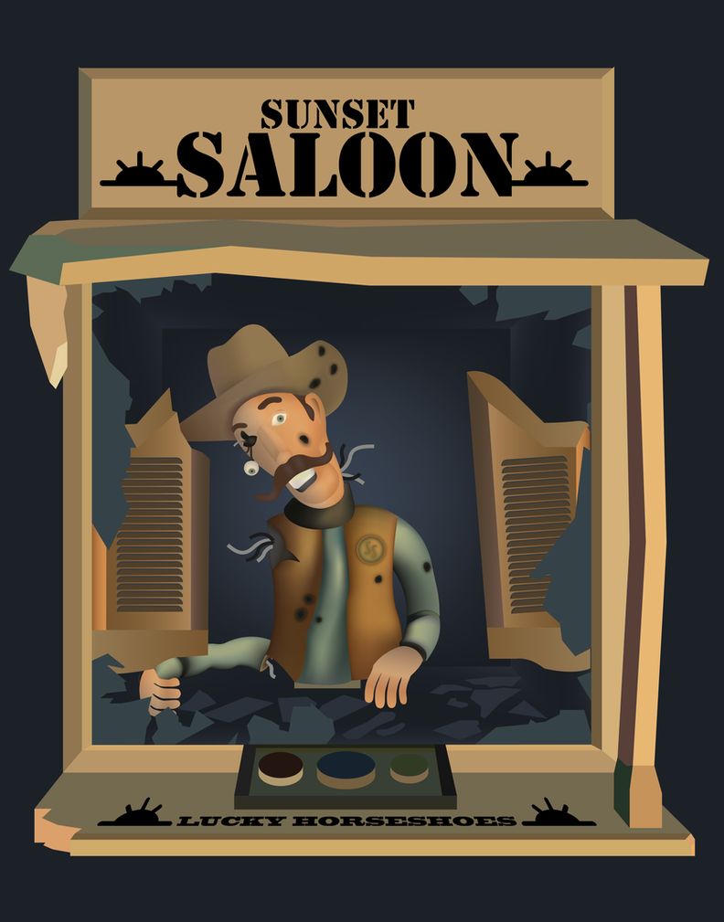 Festus Fallout New Vegas by FragOcon