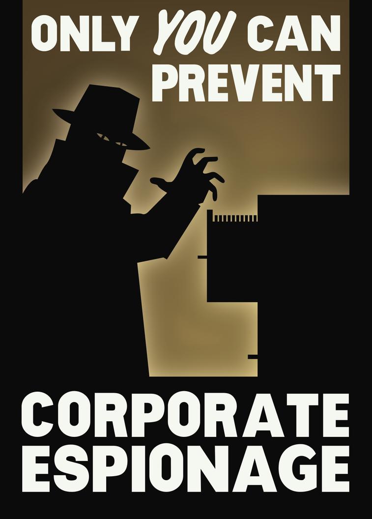 Corporate Espionage FNV by FragOcon