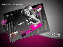 Nokia 5700 brochure by Domino333