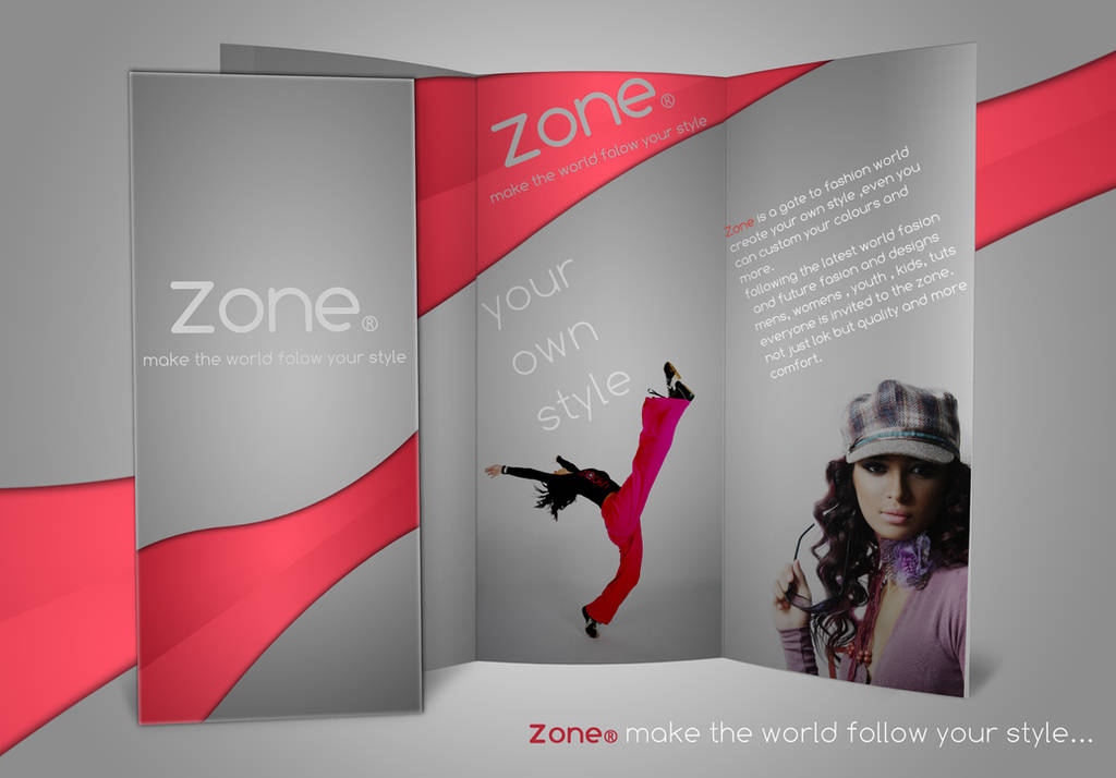 Zone brochure by Domino333
