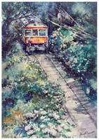 Train in memory by 1hama