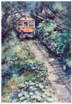 Train in memory