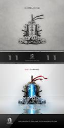 diegaming logo by gearhead-online
