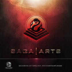 saga arts logo by gearhead-online