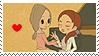 Janice x Melina Stamp by SamCCStamps