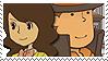 Layton x Emmy Stamp