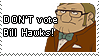 Request - Anti Bill Hawks 2 by SamCCStamps