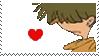 Badger Stamp by SamCCStamps