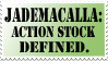 JadeMacalla Stamp by lindowyn-stock