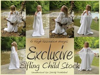 Exclusive: Elfling Stock by lindowyn-stock