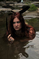 Sirens of Shallow Water VII by lindowyn-stock