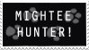 MIGHTEE HUNTER by lindowyn-stock