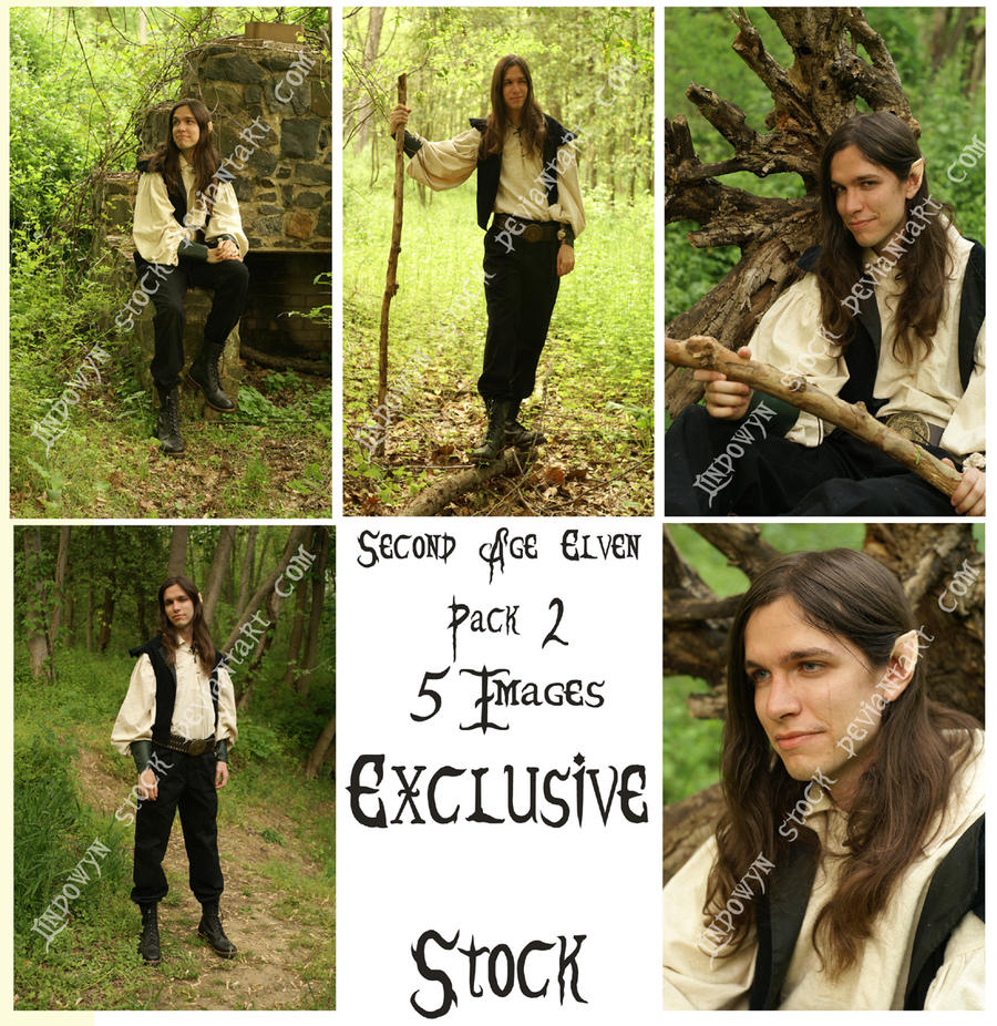 Second Age Exclusives 2 by lindowyn-stock