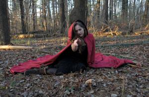 Little Red Hood by lindowyn-stock