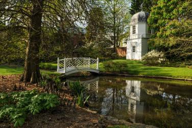 Garden by lindowyn-stock