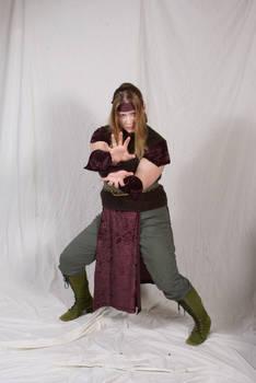 Elven Monk 3
