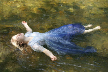 Ophelia by lindowyn-stock