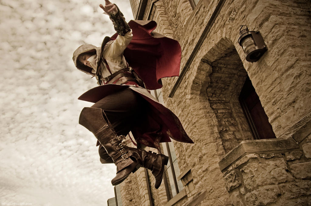 Ezio - Assassin's Creed II 2 by ArielleMarie