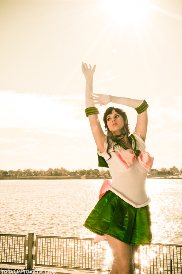 Sailor Jupiter by ArielleMarie