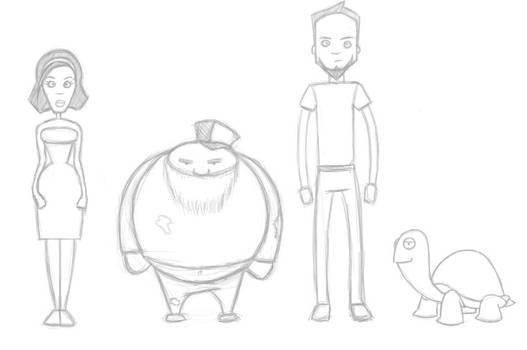 Anniversary Character Concepts
