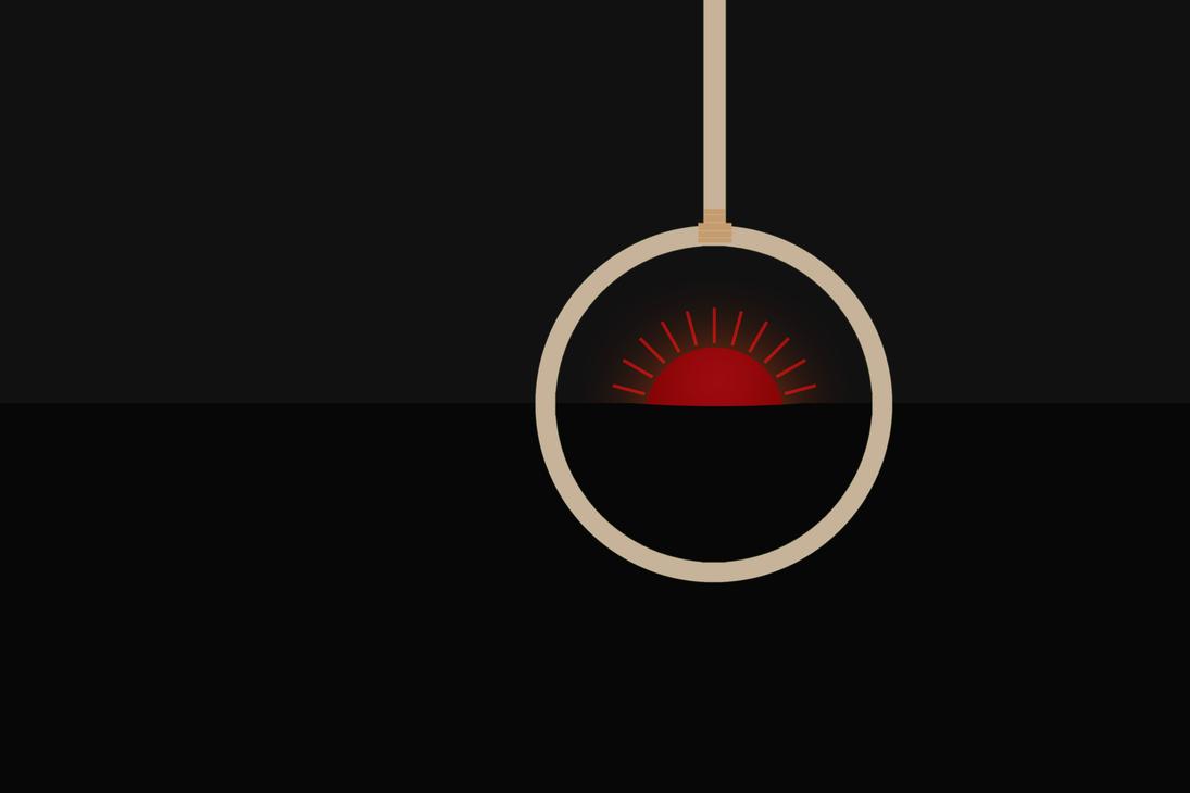 Blood dark Sun by nafSadh