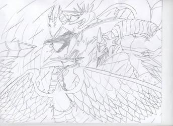 Six Dragons by Rythun