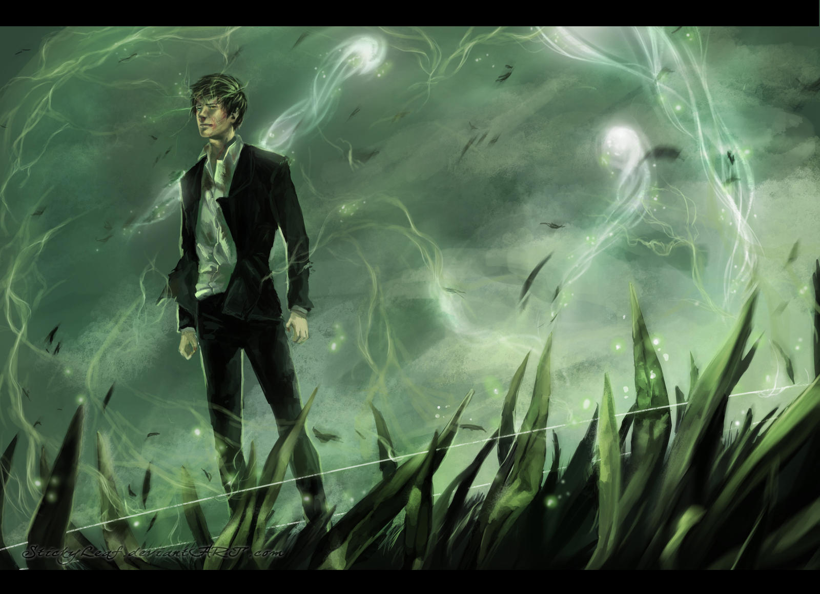 Artemis Fowl: The Last Guardian by StickyLeaf