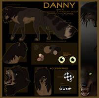 Danny Ref by Cakeindafridge