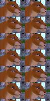 updated| FeralHeart Eye Masks v3 [free] by Cakeindafridge