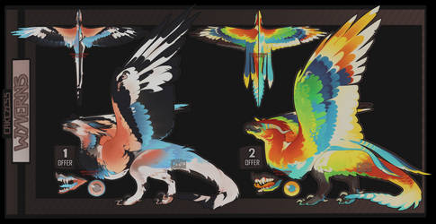 [Designs - CLOSED] Feathered Wyverns