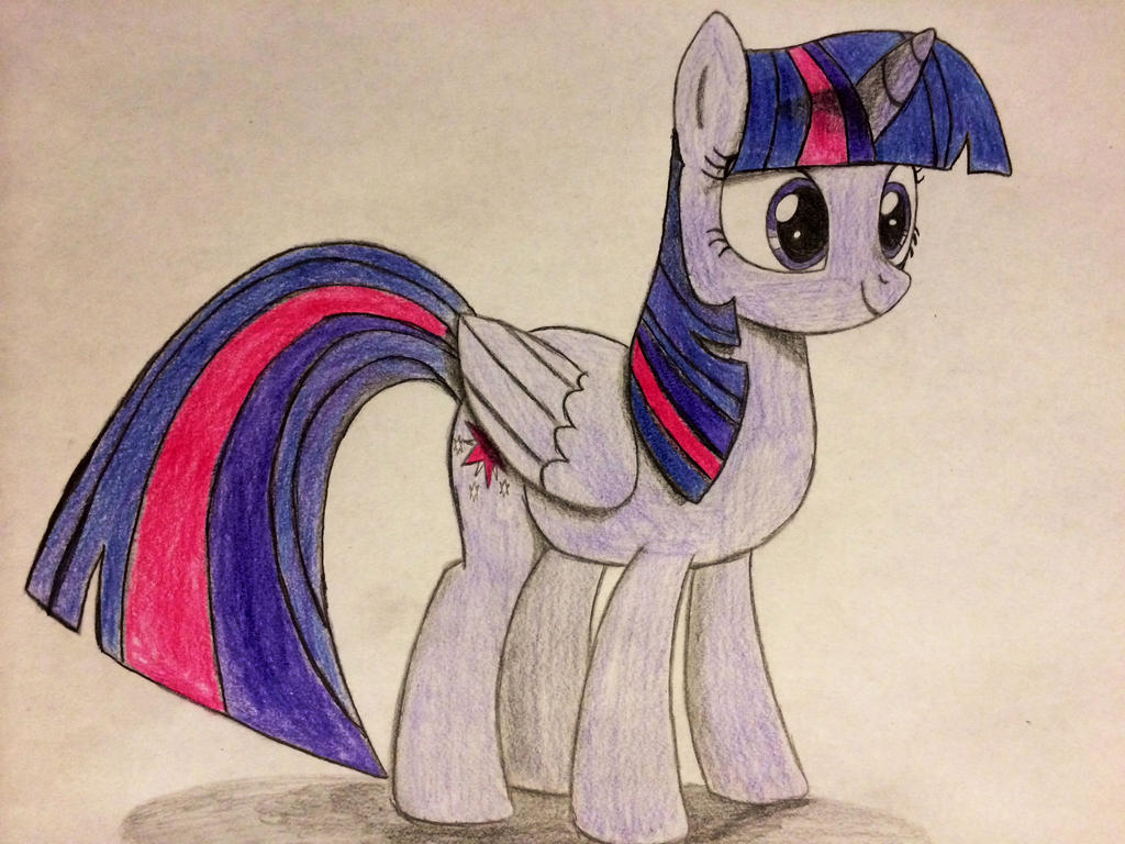 Twilight Sparkle by TheAsce