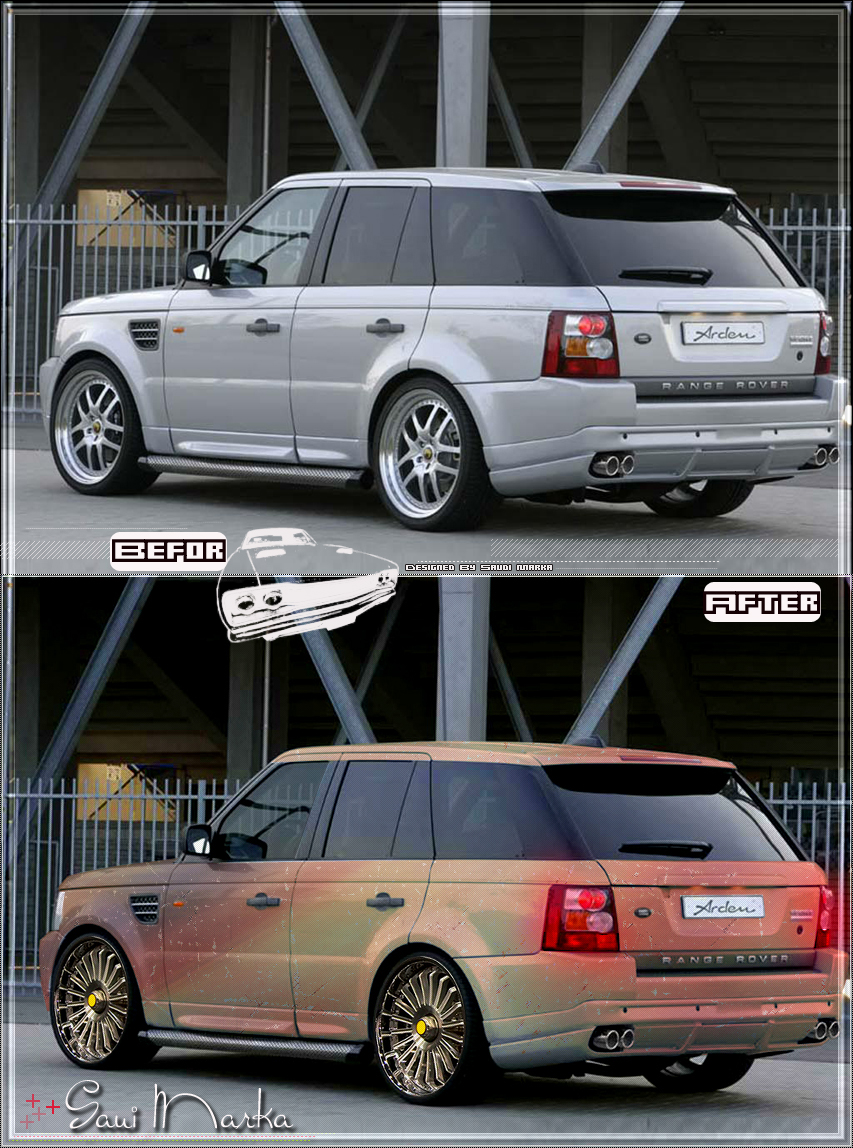 Rang Rover by ~Saudi-Marka on deviantART