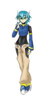 Megaman ZX OC: Aya
