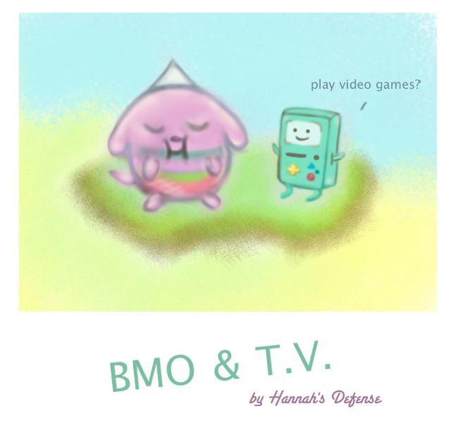 Play BMO by HannahsDefense