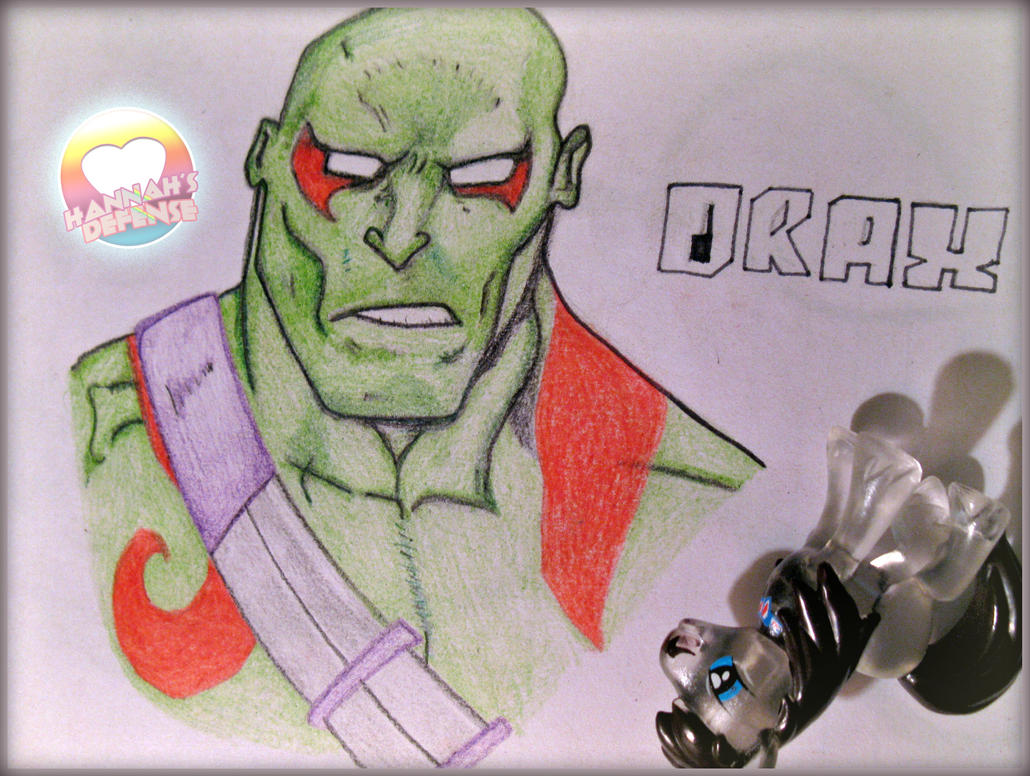 Drax Guardian by HannahsDefense