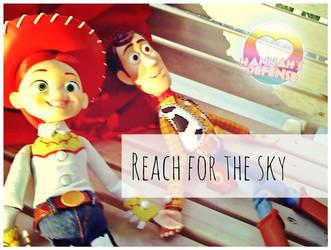 Reach For The Sky by HannahsDefense
