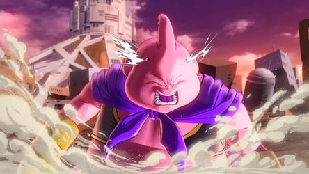 YOU KILLED MR. SATAN. BUU WILL KILL YOU