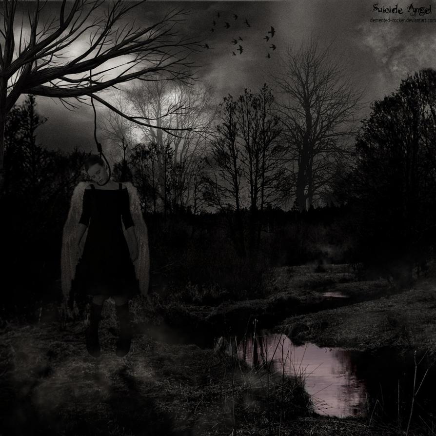 Suicide Angel by demented-rocker