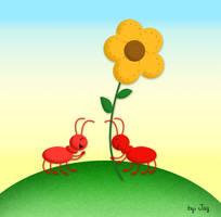 Chatty Ants