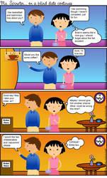 Matilda's blind date con't