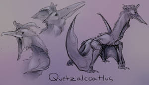 Quetzalcoatlus!