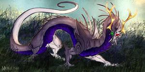 [Dream SMP] Dragons - Ranboo (+ Speedpaint!)