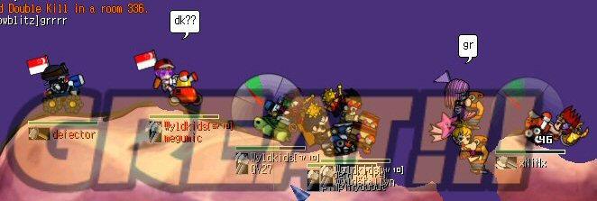 Double kill by ninjapuncher