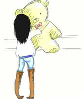 teddyy bearrrr by iLOVEdomo